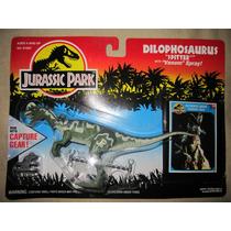 Dilophosaurio Series2 Jurassic Park 1993 New Blister Sellado