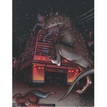 Comic Jurassic Park Redemption No.1 Nuevo