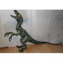 Velociraptor Dinosaurios Grande Con Sonido 39 X 52 Park