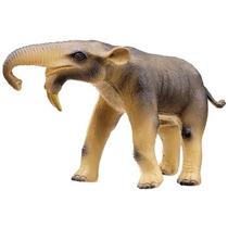 Deinotherium (no Mastodonte) Elefante Mamifero Prehistorico