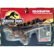 Jurassic Park Veliciraptor Nuevo!!!