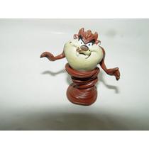 Figura De Coleccion Taz El Demonio De Tazmania Looney Tunes