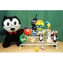 Looney Tuns Gato Silvestre Lote 14 Figura P Comp Ve Descrip