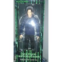 Matrix Revolutions Neo Figure 12 Real World Ver. Medicom
