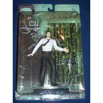 Mr. Anderson Matrix Figura De Colección De La Pelicula!!!