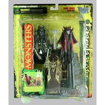 Dracula Playset Monsters Series 1 Mcfarlane Movie Maniacs