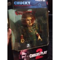 Chucky 12 Pulgadas Mcfarlane, Movie Maniacs