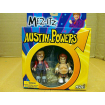 Pack C Figura Austin Powers & El Gordo Dl 2002 Lee Descrip