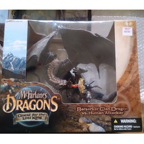 Dragons Serie 1 Mcfarlane Completa Limited Edition Box !*!*