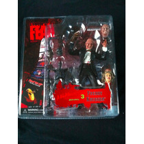 Cinema Of Fear Series I Freddy Krueguer Dream Warriors Mezco