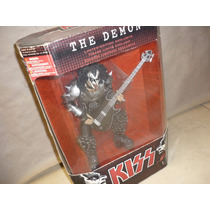 The Demon Gene Simmons 12 Pulgadas Mcfarlane Figura Kiss
