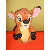 Peluche Bambi Bebe Disney Babies Suave 24 Cms