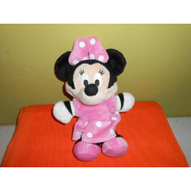Peluche Minnie Mouse Original Disney 34 Cms Mimi