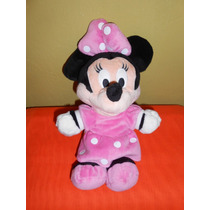 Peluche Minnie Mouse 34 Cms Mimi Disney