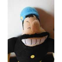 Popeye El Marino The Sailor Peluche Brutus Edicion Clasica