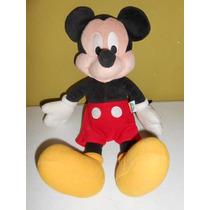 Peluche Mickey Mouse Original Disney 41 Cms Tararea