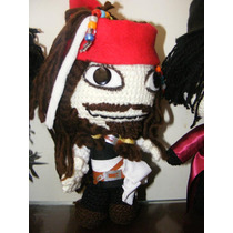 Jack Sparrow, Piratas Del Caribe, Anime Videojuegos Sackboy