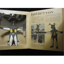 Ultraman Hayata / Monstruo Z-ton