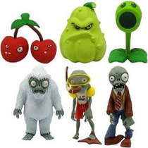 Plants Vs Zombies 2 Pulgadas Fun-dead Figura Set