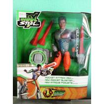 Max Steel Rocket Blaster