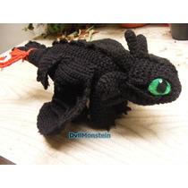 Como Entrenar A Tu Dragon, Chimuelo, Dragones De Berg