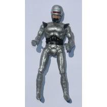 Vintage Muñeco Figura Robocop Tipo Mego Bootleg De Coleccion