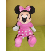 Peluche Minnie Mouse Original Disney 40 Cms