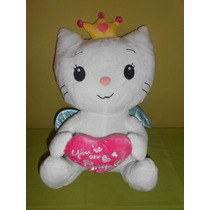 Peluche Angel Cat Sugar Amiga Hello Kitty 44 Cms