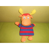 Peluche Tyrone Backyardigans Titere Cuento 30 Cms