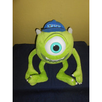 Lote 4 Peluches Mike Britney Art Monsters University Disney