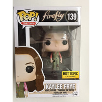 Funko Pop Kaylee Frye Manchada Firefly Tv Exclusivo Jewel