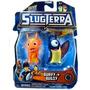 Slugterra Bajoterra Burpy + Bugsy Babosas