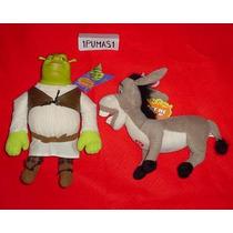 Shrek Y Burro -originales-