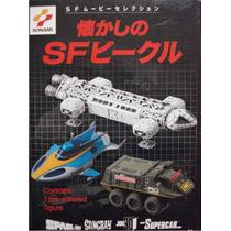 Serie Joe 90 Gerry Anderson / Tanque Konami