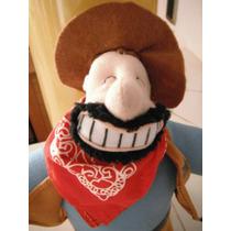 Popeye El Marino Peluche Brutus Edicion Vaquero Cowboy Oeste