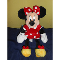 Peluche Minnie Mouse Original Disney Store 42 Cms