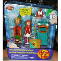 Candace And Jeremy Perry Costume De La Serie Phineas Y Ferb