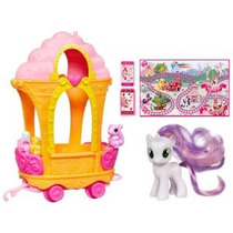 Helado De Tren De Coches My Little Pony Sweetie Belle