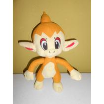 Peluche Pokemon Chimchar 30 Cms Toy Factory