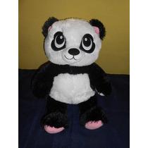 Peluche Osito Panda Build A Bear Suavecito 41 Cms