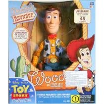 Woody El Comisario De Toy Story Figura Original De Coleccion