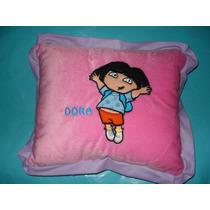 Almohada Dora Exploradora Muñeca Infantil Caricatura Nuevo