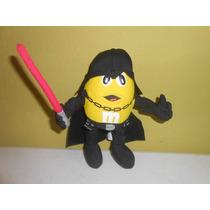 Peluche Mms M&ms Amarillo Darth Vader Hasbro 21 Cms