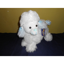 Peluche Perrita French Poodle Marca Kellytoy 30x28 Cms