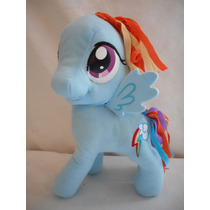 My Little Pony Pequeño Rainbow Dash Peluche Grande!