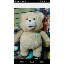 Oso Ted Original Parlante De 60cm