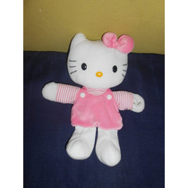 Hello Kitty Peluche Titere Sanrio 29 Cms