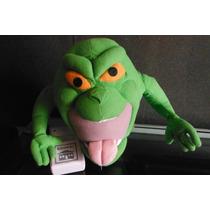 Peluche Ghostbusters Slimer Cazafantasmas Pegajoso Verde