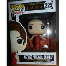 Funko Pop Katniss Girl On Fire Hunger Games Juegos Hambre