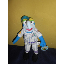 Peluche Gonzo Muppets Mlb Diamantes Arizona 23 Cms